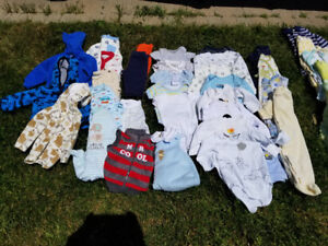 Baby Clothes - Lot E - Size 3-6 Months