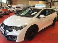 2015 Honda Civic 1.6 i-DTEC SR Tourer 5dr (Honda Connect with Navi)