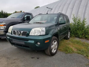 2005 X-TRAIL 4X4 (( NEW MVI )) CALL 434-7742