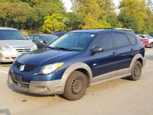 2004 Pontiac Vibe Hatchback *** Power Opts, AC, Cruise ***