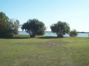 Lake Manitoba Beach front cottage lots for sale