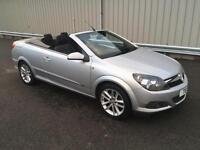 2006 Vauxhall Astra 1.6 i 16v Sport Twin Top 2dr Petrol Manual (168 g/km,