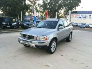 MY11 2010 Volvo XC90 3.2 EXECUTIVE Automatic SUV 101,424km ONLY Mount Druitt Blacktown Area Preview