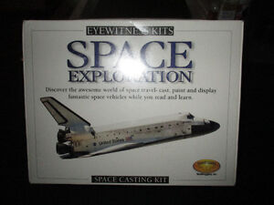 Eyewitness Kits---Space Exploration Casting Kit --NASA Space
