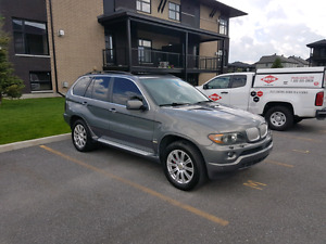 2006 BMW X5 4.4 PANORAMIC ***165,000km***