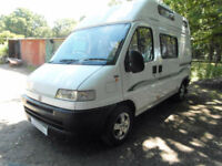 Bessacarr E350 - 2 Berth - 3 Traveling Seats - New Gearbox and Clutch