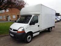 RENAULT MASTER 2.5 TD | LUTON - LWB | 1 OWNER | 17 FT BODY | NEW MOT | 2008