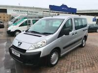 2010 PEUGEOT EXPERT PRO CONVERTED FOR DISABLED ACCESS OR USE AS MOTOR X VAN ???
