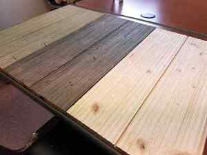 Distressed Barnboard  (natural)