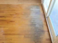 Floor Cleaning/Restoring Job