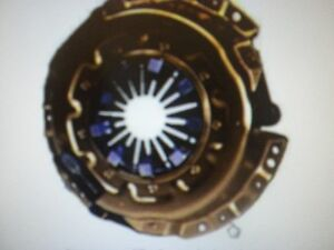 CLUTCH ;10 inch; FORD ;CENTERFORCE  2 = PRESSURE PLATE ONLY