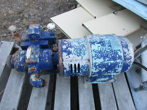 5 Hp 3 Phase | Kijiji in Alberta. - Buy, Sell & Save with Canada's Baldor Motor M T Wiring Diagram on