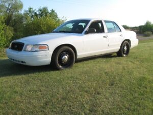 2010 Ford Crown Victoria Ex-RCMP