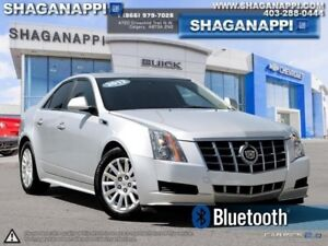 2012 Cadillac CTS Base  - Bluetooth -  OnStar