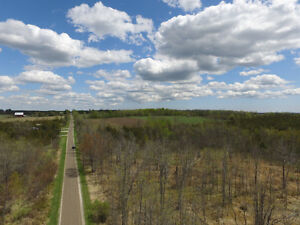 21 Acres Vacant Land just east of Belleville