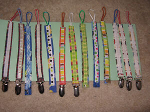 Brand New - Pacifier Clips