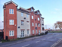 Modern 2 bedroom flat, Keepers gate, Allenton - CLOSE TO CITY CENTRE! (Top floor, great views)