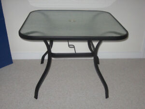 Patio Table + 4 Chairs Need GONE ASAP! Can DELIVER