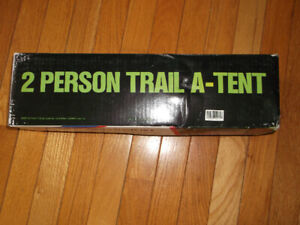 Two Person Trail Tent.
