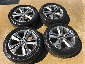 235/55R19 for sale