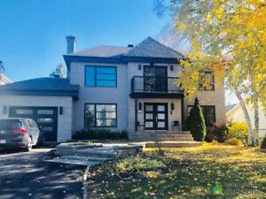 Maison a vendre sur la Rive-Sud de Montreal