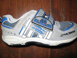 Stride rite R2D2 starters  sneakers size 8 (worn a few time) St. John's Newfoundland image 3