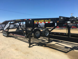 Sell Car Carrier Trailer