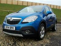 2014 Vauxhall Mokka 1.4 16v Turbo Exclusiv 4x4 (s/s) 5dr Hatchback Petrol Manual
