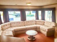 Perfect starter caravan, 37x12, 3 bedrooms, 12 months warranty