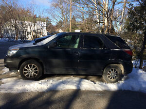 2005 Buick Rendezvous CX SUV, crossover $800 OBO