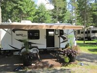 Rockwood Mini Lite model 2304 (23' long) made by Forest River