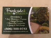 Brookside Lawn and Garden