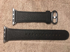 Apple Black Classic Buckle for Apple Watch 38mm