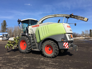 2011 Claas 940 Jaguar Forage Harvester