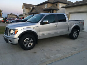 2011 Ford F-150 FX4 ecoboost