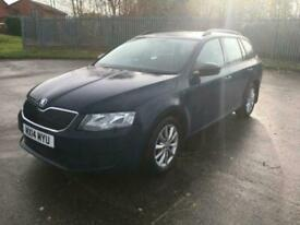 2014/14 Skoda Octavia S TDI CR Estate * Vat Qualifying*