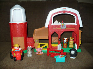 Fisher Price Farm with Lots of Extras