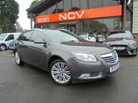 2011 VAUXHALL INSIGNIA 2.0 CDTi [160] Elite Auto FULL LEATHER, SAT NAV