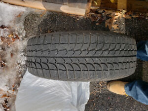 Michelin used winter tires ( only one winter)
