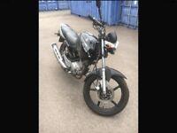 1000 Ono ybr 125 Yamaha 2014