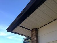 Free quote for soffit facia eavestrough downpipe