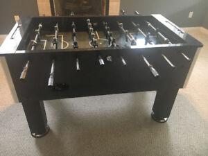 Jett Tournament Foosball Table