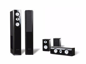 Pure Acoustics Home Theater Speakers