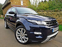 2014 RANGE ROVER EVOQUE 2.2 SD4 ( 190bhp ) 4WD AUTO DYNAMIC LUX. GREAT SPEC !!