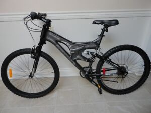 Adult Size 21 speed Full Suspension Mountain Bike Like New!