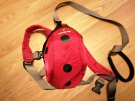 Little life ladybird backpack