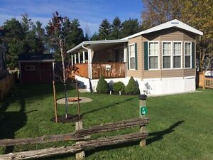 2013 Four Season Park Model Home 12x40 Bayfield, ON