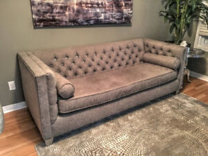 Fabric Couch/Sofa Perfect condition.