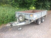 Ifor Willian's trailer 8 by 4 in very good condition