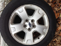 Four Ford Rims for Sale